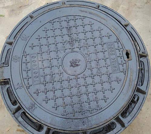 襄阳沟盖板-球墨铸铁井盖