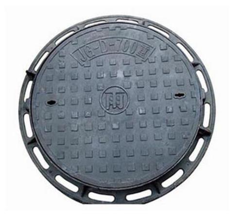 球墨铸铁圆井盖-圆井盖